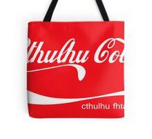 Cthulhu Cola Tote Bag