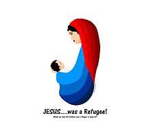 JESUS...was a Refugee! by Kricket-Kountry