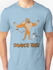 Rick and Morty – Squanch This! T-Shirt