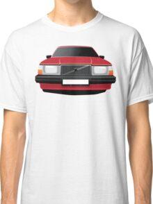 Volvo 740 red Classic T-Shirt