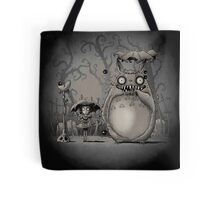 My Creepy Neighbor Tote Bag