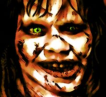 The Exorcist (Print) by VON ZOMBIE ™©®