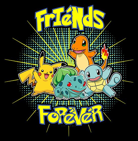 Friends Forever by chupalupa