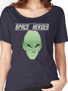 Space Heroes Women's Relaxed Fit T-Shirt