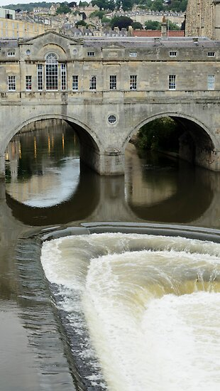 Pulteney Bridge by Nick Field