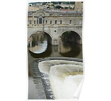 Pulteney Bridge Poster