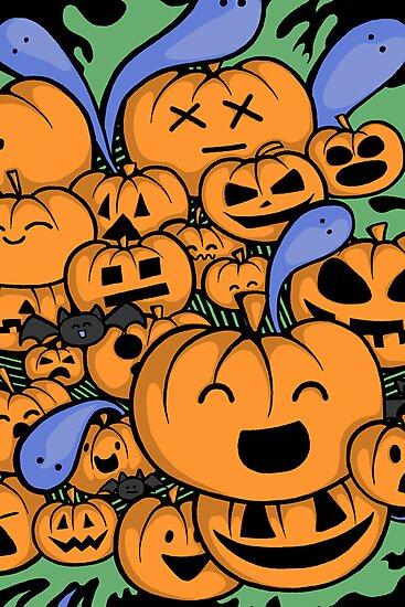 Halloween by perdita00