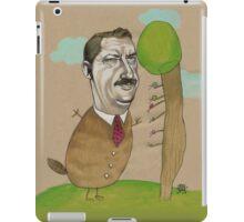 Mr. Beever iPad Case/Skin