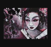 Geisha in Cherry: The Naive Concubinbe by Barbora  Urbankova