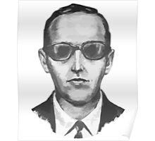 DB Cooper Poster