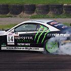 British Drift Championship - Lydden Hill 2012 - Shane O'Sullivan - Nissan S15 Silvia by motapics