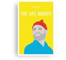 Bill Murray The Life Aquatic  Canvas Print