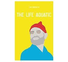 Bill Murray The Life Aquatic  Photographic Print
