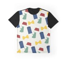 Doctor Who Items Graphic T-Shirt
