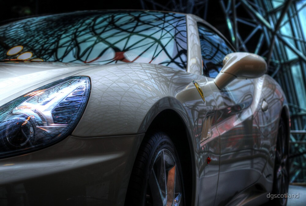 Reflections of Speed by dgscotland