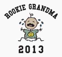 Funny New Grandma 2013 by FamilyT-Shirts