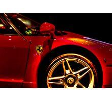 Wheel Balance Photographic Print