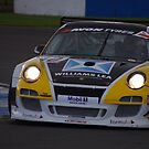 British GT Championship - #10 - Porsche 997 GT3 R - Steve Parish / Stephen Jelley by motapics