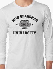 New Grandma 2013 Long Sleeve T-Shirt
