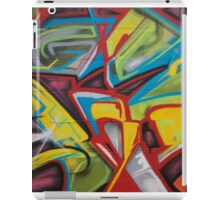 Hood Graffiti iPad Case/Skin