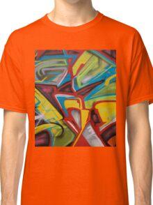 Hood Graffiti Classic T-Shirt