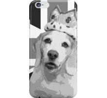 King Dexter Black & White iPhone Case/Skin