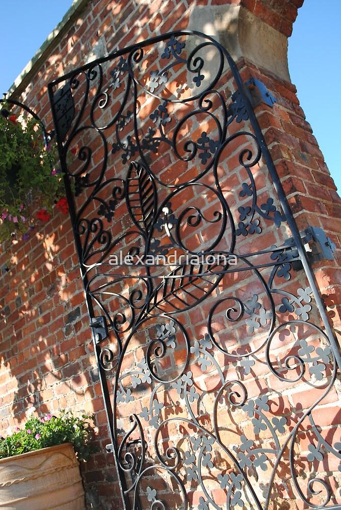 Gate by alexandriaiona