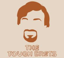 Flight of the Conchords Silly-ette: The Tough Brets by Malc Foy