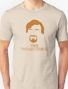 Flight of the Conchords Silly-ette: The Tough Brets T-Shirt