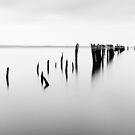 Old Tenby Point Pier 2 by Joel McDonald