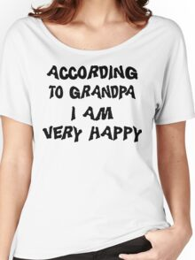 Funny Grandma Women's Relaxed Fit T-Shirt