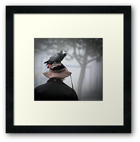 I always wear a bird on my head by carol brandt