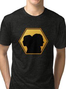 Bees, my dear Watson Tri-blend T-Shirt