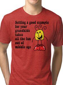 Grandmother Tri-blend T-Shirt