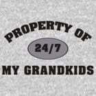 Grandkids by FamilyT-Shirts