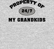 Grandkids Womens Fitted T-Shirt