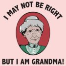Grandma by FamilyT-Shirts