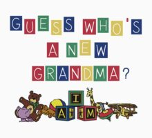 New Grandma by FamilyT-Shirts