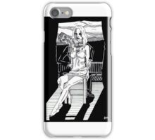 The Horrified Stance iPhone Case/Skin