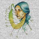 Lizapillar by busymockingbird