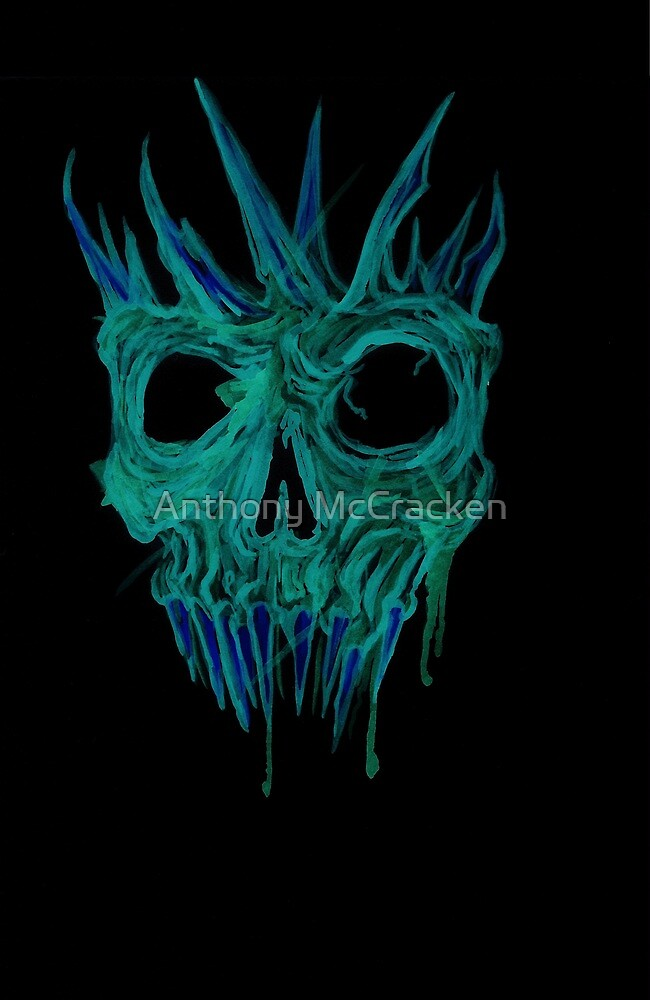 Ghost King by Anthony McCracken