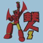 Iron Man Z by rabzila
