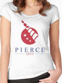 Pierce 2032 Women's Fitted Scoop T-Shirt