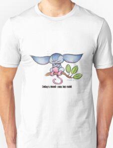 Cute Tree Mouse Unisex T-Shirt
