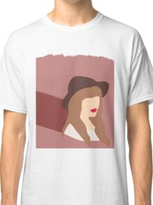 Taylor Swift - vector Classic T-Shirt