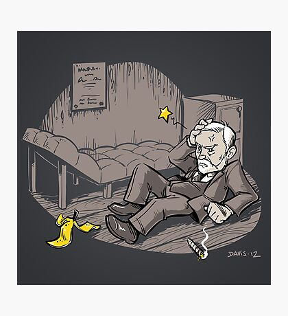 Freudian Slip (Print) Photographic Print