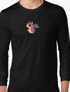 Pokedoll Art Milotic Long Sleeve T-Shirt
