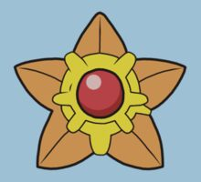 Pokedoll Art Staryu by methuselah
