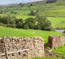 Reeth, Yorkshire Dales Sticker