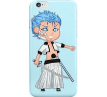 Grimmjow Jeagerjaques Chibi iPhone Case/Skin